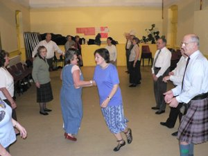 Thanet Caledonian Dance